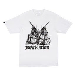 Death Rites Fear Of Napalm T-Shirt - White