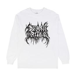Death Rites BM Bootleg L/S - White