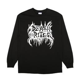 Death Rites BM Bootleg  L/S - Black