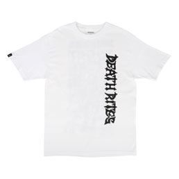 Death Rites Stranded In Hell T-Shirt - White
