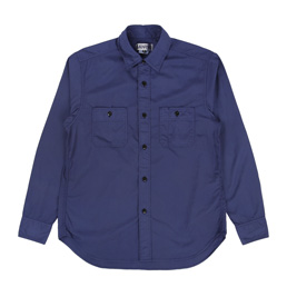 Ganryu Work Shirt Blue