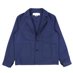 Ganryu Chore Work Blazer Blue