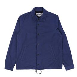 Ganryu Coaches Jacket Blue