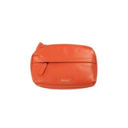 Awake Leather Sidebag - Orange