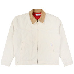 FA Western Canvas Jacket - Cream