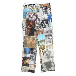 FA Chino Pants - Collage Art