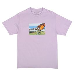 FA Car Burn T-Shirt Lavender