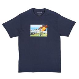 FA Car Burn T-Shirt Navy