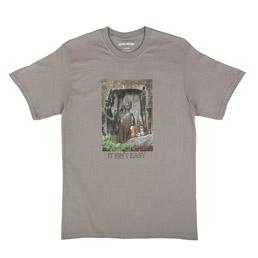FA It Isn't Easy T-Shirt Medium Grey