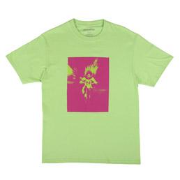 FA KB Bike T-Shirt Lime
