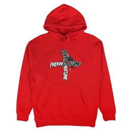 FA Hobo Hood Red