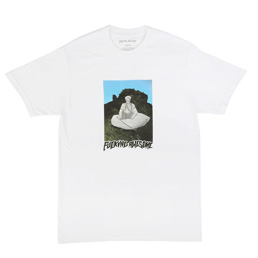 FA Serpent On The Mount T-Shirt White