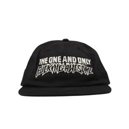 FA One & Only Hat Black