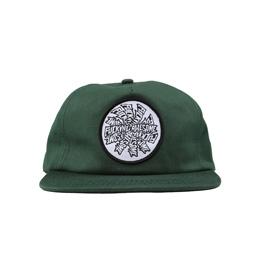 FA Spiral Hat Dark Green