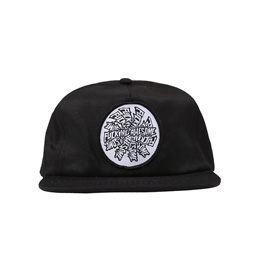 FA Spiral Hat Black