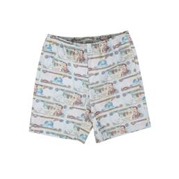 FA Sadam Money Shorts Print Multi