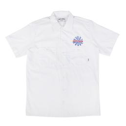 FA India Boy Workshirt White