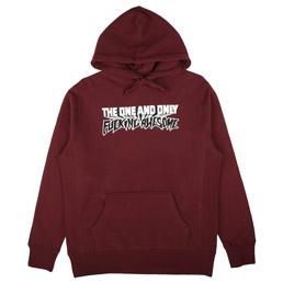FA One & Only Hoodie Red