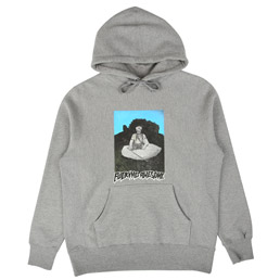 FA Serpent On The Mount Hoodie Grey
