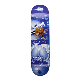 FA AVE Burger Blue Deck 8.5""