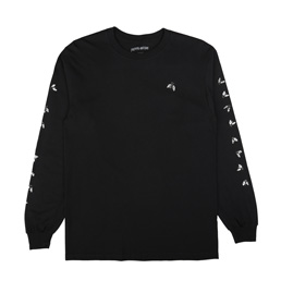 FA Flies L/S T-Shirt Black