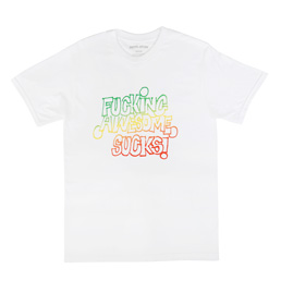 FA Sucks T-Shirt White