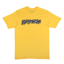 FA Shockwave T-Shirt Yellow
