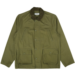 FA Flies Field Jacket Green