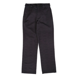 FA Records Pants Black