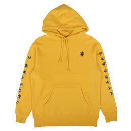 FA Flies Hoodie Yellow