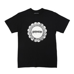 FA Doiley T-Shirt Black