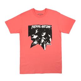FA Shocking T-Shirt Coral