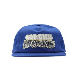 FA God Bless FA Hat Royal