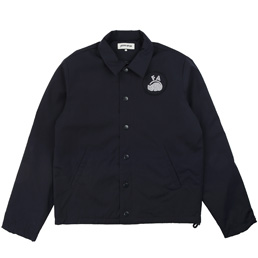 FA Cat Coaches Jacket Navy