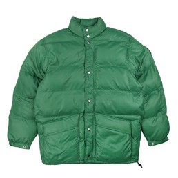 FA Spiral Down Parka Green