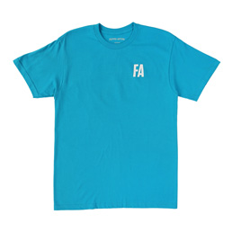 FA Fear T-Shirt Tropical Blue