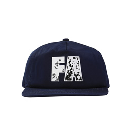 FA For Everyone Hat Blue