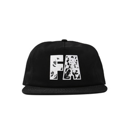 FA For Everyone Hat Black
