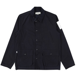 FA Techniques Field Jacket Navy