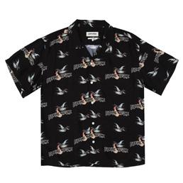 FA Bird Bag Club Shirt Black