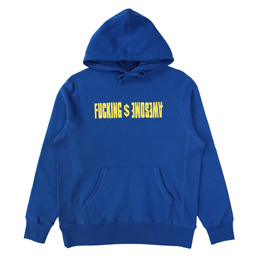 FA GDP Embroidered Hoodie Royal