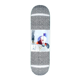 """FA Rome White Kevin Terpening Deck 8.38"""""""