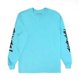 FA Collage L/S T-Shirt Blue