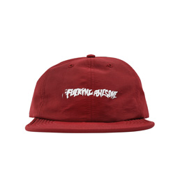 FA Stamp 6-Panel Snapback Maroon