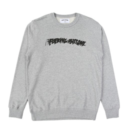 FA Stamp Crewneck Grey Heather