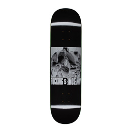 FA Blood Baby Black Deck 8.25""