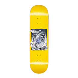 FA Worry Yellow Deck 8.38""