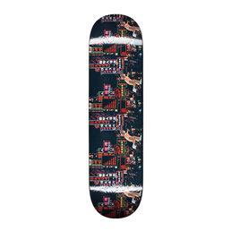 FA Neon Nights Deck 8.25""