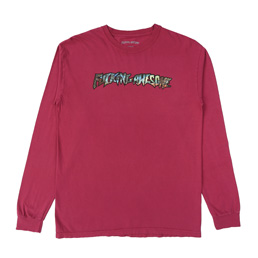 FA Extinction L/S Tee - Pig-Dyed Vineyard