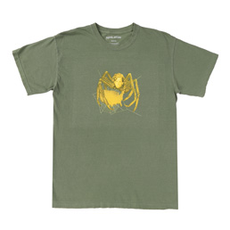 FA Spider Tee - Pig-Dyed Hemp